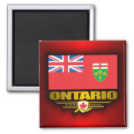 Bandera de Ontario Iman