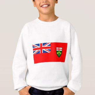Bandera de Ontario Sudadera