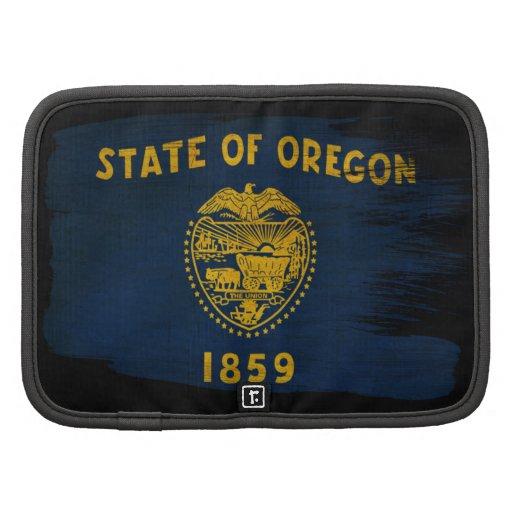 Bandera de Oregon Planificador
