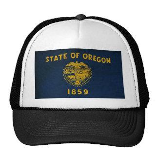 Bandera de Oregon Gorras