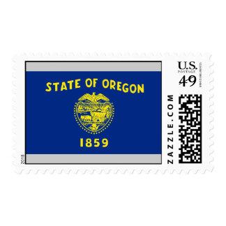 Bandera de Oregon Sello