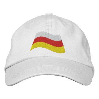 Bandera de Osetia del Sur Gorras Bordadas