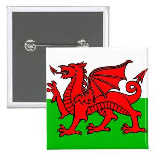 Bandera de País de Gales Pin