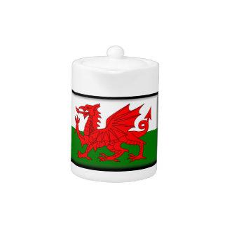 Bandera de País de Gales