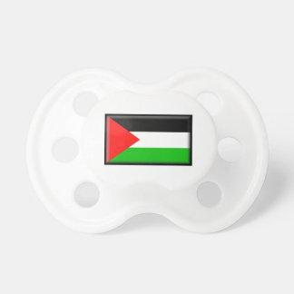 Bandera de Palestina Chupetes Para Bebes