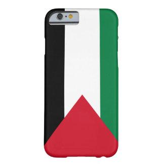 Bandera de Palestina Funda De iPhone 6 Barely There