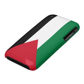 Bandera de Palestina iPhone 3 Case-Mate Cobertura