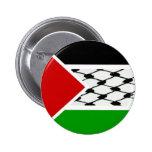Bandera de Palestina Keffiyeh Pins