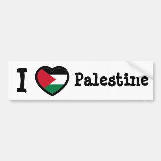 Bandera de Palestina Pegatina Para Auto