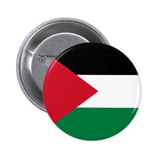 Bandera de Palestina Pin Redondo De 2 Pulgadas