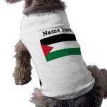 Bandera de Palestina Ropa Macota
