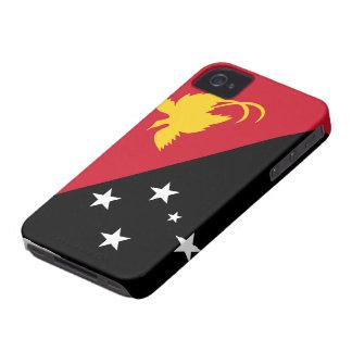 Bandera de Papúa Nueva Guinea Carcasa Para iPhone 4 De Case-Mate
