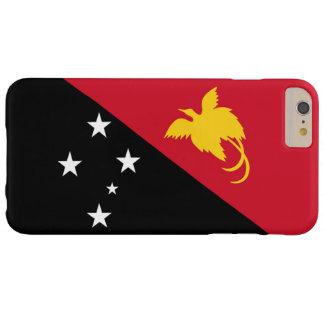 Bandera de Papúa Nueva Guinea Funda Barely There iPhone 6 Plus