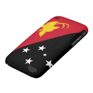 Bandera de Papúa Nueva Guinea Funda Bareyly There Para iPhone 3 De Case-Mate