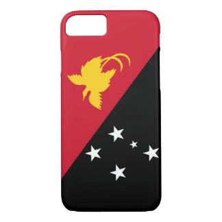Bandera de Papúa Nueva Guinea Funda iPhone 7