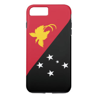 Bandera de Papúa Nueva Guinea Funda iPhone 7 Plus