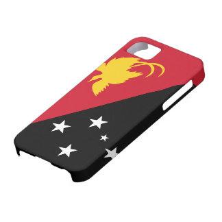 Bandera de Papúa Nueva Guinea Funda Para iPhone SE/5/5s