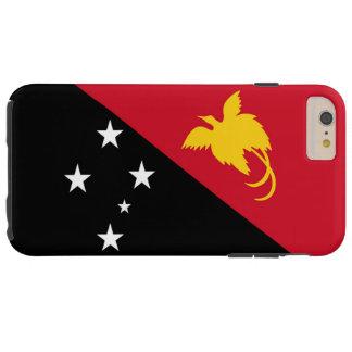 Bandera de Papúa Nueva Guinea Funda Resistente iPhone 6 Plus
