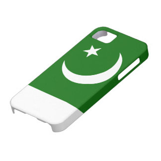 Bandera de Paquistán iPhone 5 Carcasa