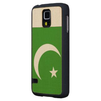 Bandera de Paquistán Funda De Galaxy S5 Slim Arce