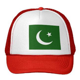 Bandera de Paquistán Gorra