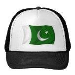 Bandera de Paquistán Gorro De Camionero