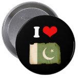 Bandera de Paquistán Pin