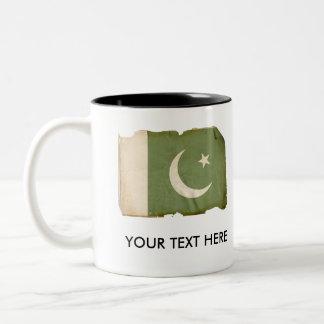 Bandera de Paquistán Tazas