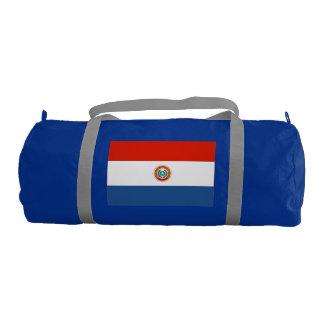 Bandera de Paraguay Bolsa De Deporte