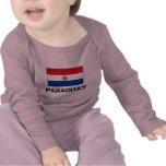 Bandera de Paraguay Camisetas