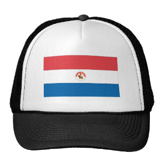Bandera de Paraguay Gorras