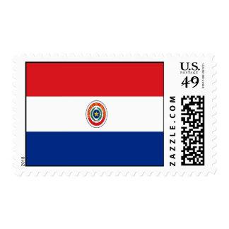 Bandera de Paraguay Sello