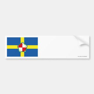 Bandera de Pembrokeshire Etiqueta De Parachoque