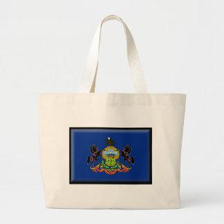 Bandera de Pennsylvania Bolsa De Mano