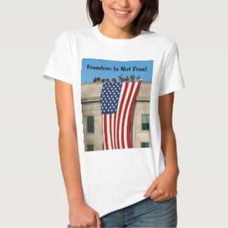 Bandera de Pentágono 9/11 Polera