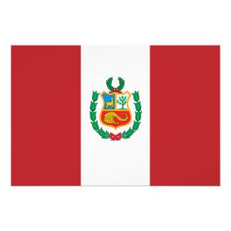 Bandera de Perú Fotos