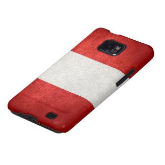 Bandera de Perú Galaxy SII Funda