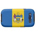 Bandera de Philadelphia Samsung Galaxy S3 Protector