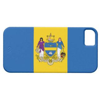 Bandera de Philadelphia iPhone 5 Carcasas