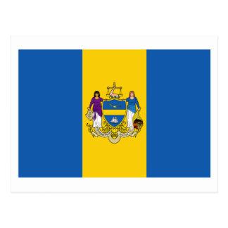 Bandera de Philadelphia Postal