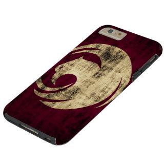 Bandera de Phoenix Arizona del Grunge Funda De iPhone 6 Plus Tough