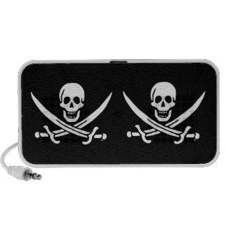 Bandera de pirata alegre de Rogelio Sistema Altavoz