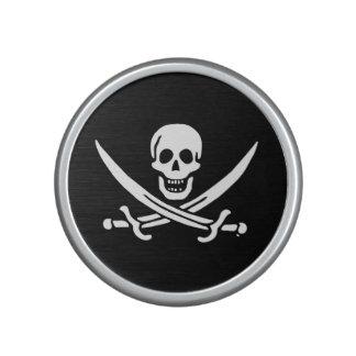 Bandera de pirata alegre de Rogelio Altavoz Bluetooth