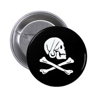 Bandera de pirata de Henry cada Pins