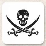 Bandera de pirata de Juan Rackham (calicó Jack) Ro Posavaso