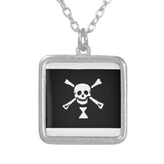 Bandera de pirata de Manuel Wynne Colgante Cuadrado