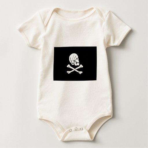 Bandera de pirata - Henry Avery Mamelucos