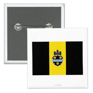 Bandera de Pittsburgh Pins