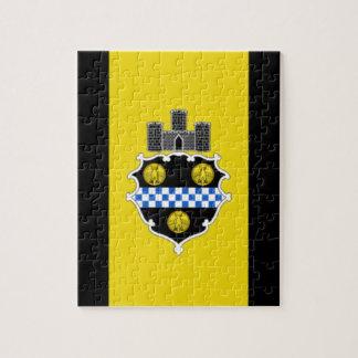 Bandera de Pittsburgh Puzzles Con Fotos