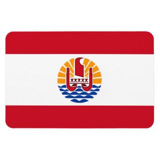Bandera de Polinesia francesa Imanes